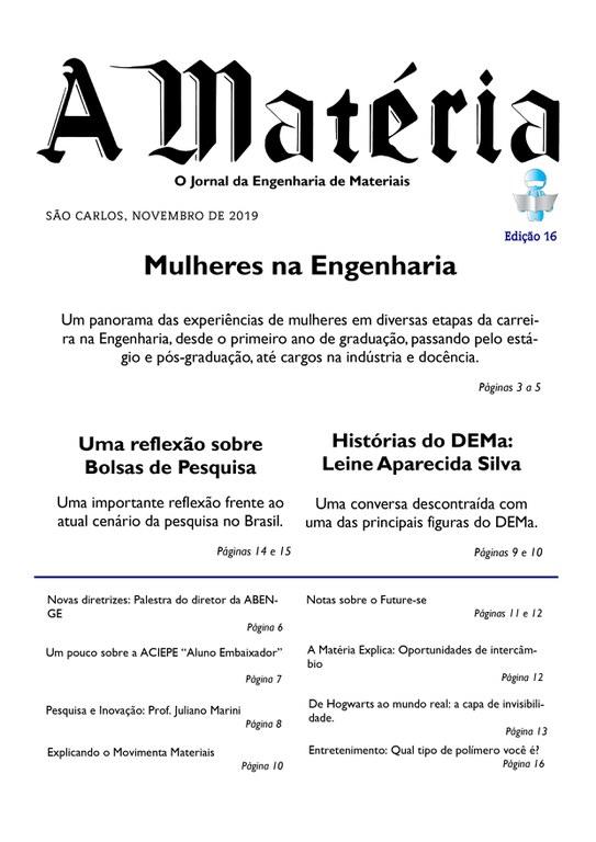 16ª Edição